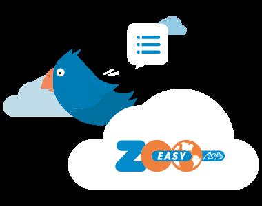 Nieuw: ga vanaf nu met ZooEasy mee in de cloud!